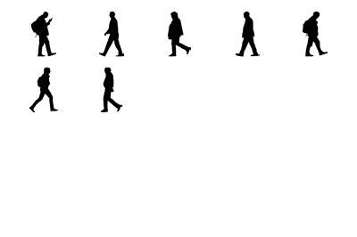 Walking Seniors