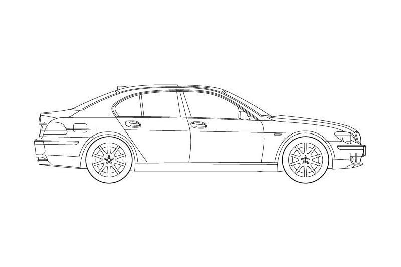 BMW 7 Limousine