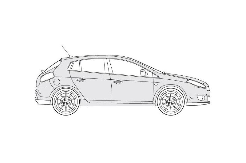 Fiat Bravo - see other views on PDF overview
