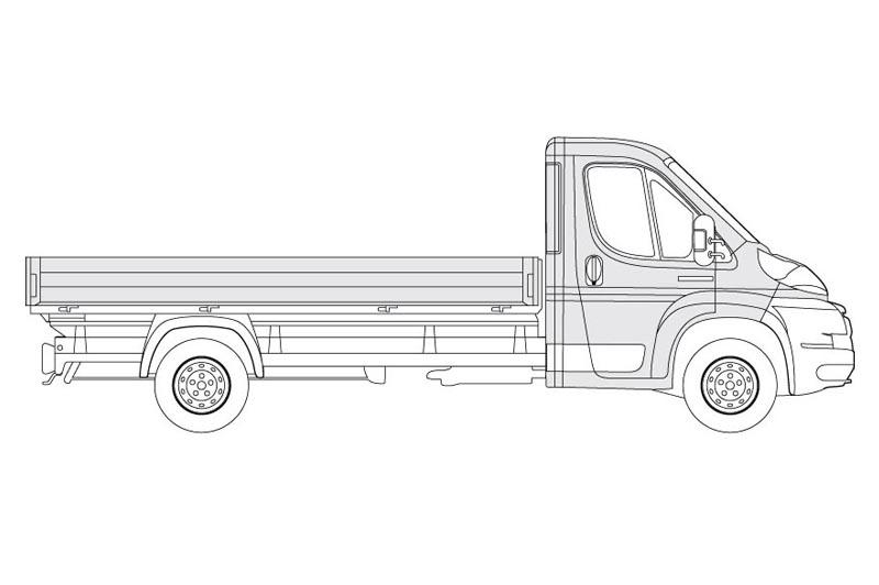 Fiat Ducato - see other views on the pdf overview