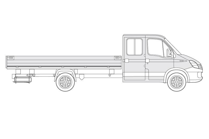 Iveco Daily 45C - see other views on the pdf overview