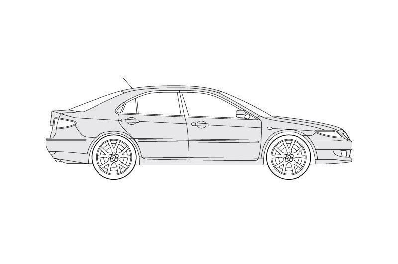 Mazda 6 Sport - see other views on PDF overview