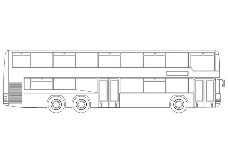 Neoplan Centroliner N4426 - see other views on the pdf overview