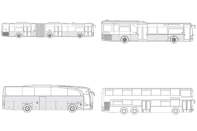 Revit Buses
