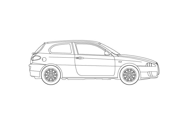 Alfa 147 - see other views on pdf overview