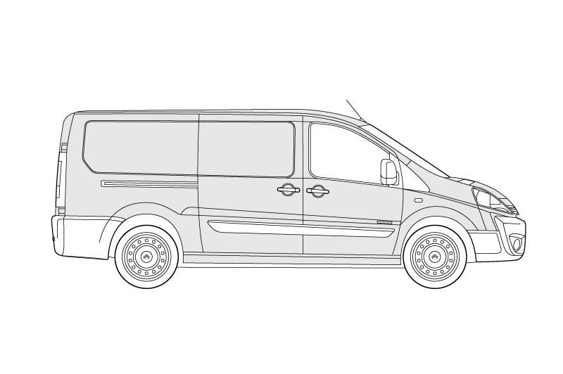 Citroen Jumper - see pdf overview for other views
