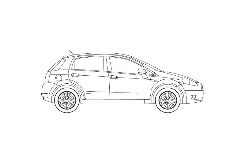 Fiat Grande Punto - see other views on pdf overview