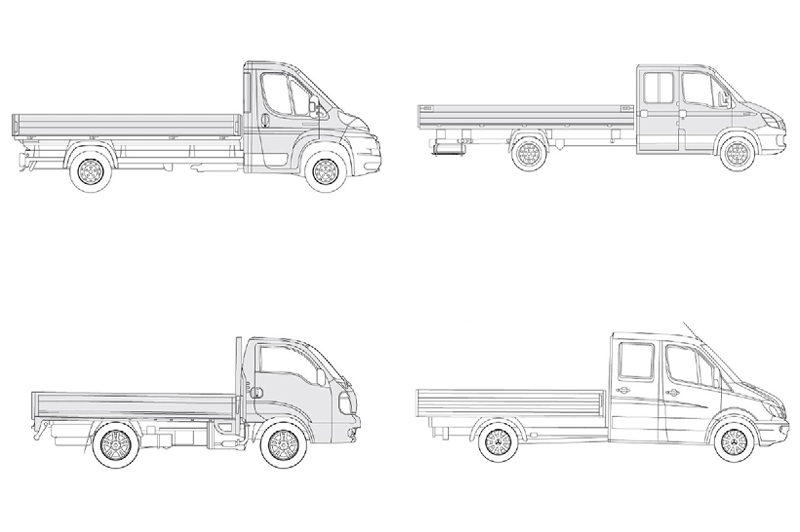 Revit Light Trucks