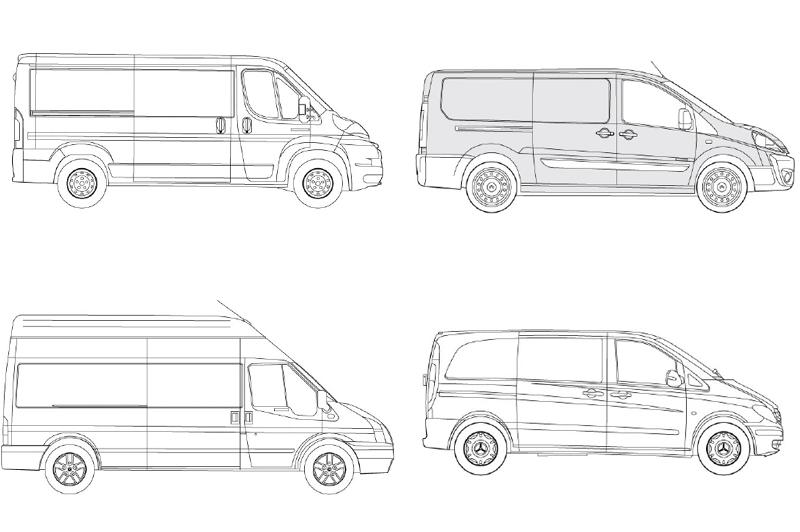 Revit Vans